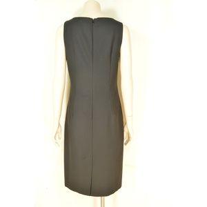 Theory Dresses - Theory dress 10 Betty Tailor LBD black sheath ligh